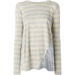 Antonio Marras knitted lace top - Metallic found on MODAPINS from FarFetch.com - US for USD $203.00