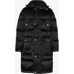 Nike Mens X Mmw Black Padded Feather Down Jacket