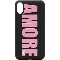 Dolce & Gabbana Amore iPhone X case - Black