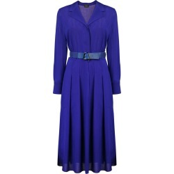 Akris tailored belted dress - Black found on MODAPINS from FARFETCH.COM Australia for USD $3269.29