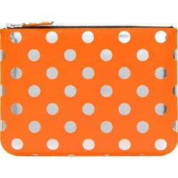 Comme Des Garçons Wallet polka dot wallet - Yellow found on MODAPINS from FarFetch.com - US for USD $162.00