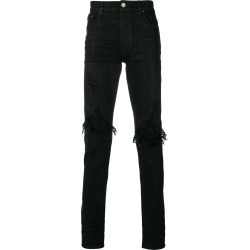Amiri ripped skinny jeans - Black found on MODAPINS from FARFETCH.COM Australia for USD $790.38
