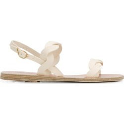Ancient Greek Sandals Plexi sandals - White found on MODAPINS from FarFetch.com - US for USD $164.00