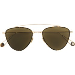 Ahlem Place des Pyramides sunglasses - Metallic found on MODAPINS from FarFetch.com- UK for USD $534.95