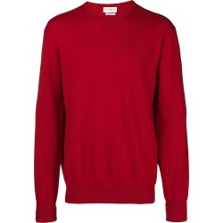 Ballantyne fine knit jumper - Red found on MODAPINS from FarFetch.com- UK for USD $394.84