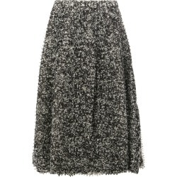 Anrealage pixelated print midi skirt - Grey found on MODAPINS from FARFETCH.COM Australia for USD $809.18