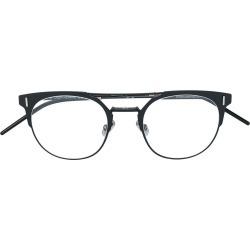 40a8f3e75dd1 Dior Eyewear Composito 1 glasses - Black found on MODAPINS from FarFetch.com  - US