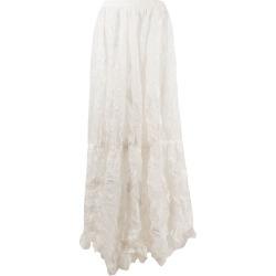 Nina Ricci crease-layered high-waisted skirt found on MODAPINS from Eraldo for USD $3847.00