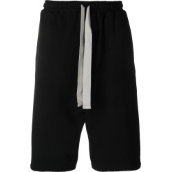 Alchemy drawstring knee-length shorts - Black found on MODAPINS from FarFetch.com - US for USD $214.00