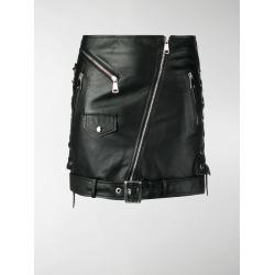 Manokhi biker mini skirt found on Bargain Bro UK from MODES GLOBAL