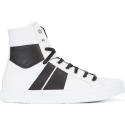 Amiri Sunset sneakers - White found on MODAPINS from FARFETCH.COM Australia for USD $448.11