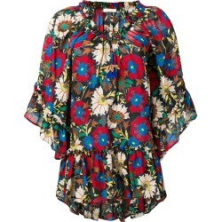 Anjuna Allessia floral print dress - Black found on MODAPINS from FarFetch.com - US for USD $416.00