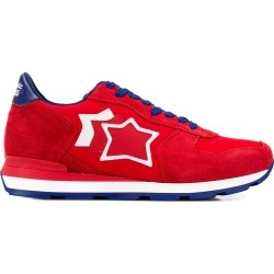 Atlantic Stars star patch sneakers - Red found on MODAPINS from FarFetch.com- UK for USD $246.84