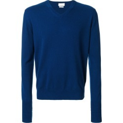 Ballantyne classic v-neck jumper - Blue found on MODAPINS from FarFetch.com - US for USD $246.00