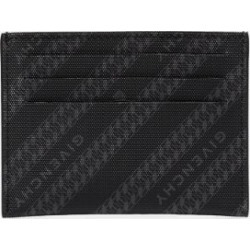 Givenchy Mens Black Giv Chain Card Bkpk Blk found on Bargain Bro UK from Browns Fashion
