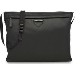 Prada Leather shoulder bag - Black found on Bargain Bro UK from FarFetch.com- UK