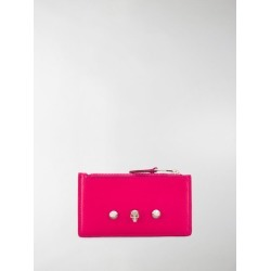 Alexander McQueen Skull and Stud cardholder found on Bargain Bro UK from MODES GLOBAL