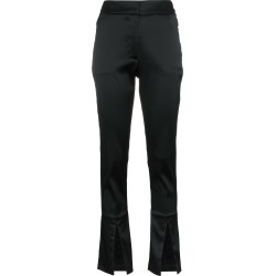Beaufille Lenea Satin Slim Leg Trousers - Black found on MODAPINS from FarFetch.com- UK for USD $390.26