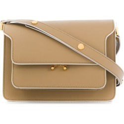 Marni Trunk medium shoulder bag - Neutrals found on Bargain Bro India from FarFetch.com - US for $1950.00