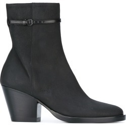 A.F.Vandevorst mid-heel ankle boots - Black found on MODAPINS from FarFetch.com- UK for USD $589.16