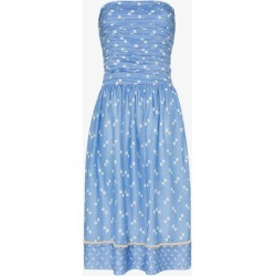 A Peace Treaty Tiza bandeau midi dress found on MODAPINS from Browns Fashion US for USD $335.00