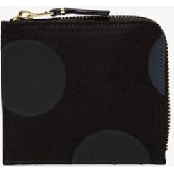 Comme Des Garçons Wallet Mens Black Polka Dot Wallet found on Bargain Bro UK from Browns Fashion