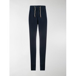 Brunello Cucinelli drawstring waist trousers found on Bargain Bro UK from MODES GLOBAL