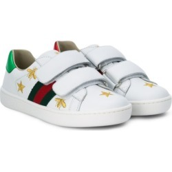 Gucci Kids embroidered sneakers found on Bargain Bro UK from Eraldo