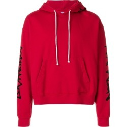 Adaptation oversized hooded sweatshirt - Red found on MODAPINS from FARFETCH.COM Australia for USD $292.28