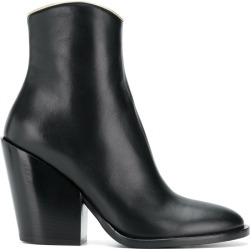 A.F.Vandevorst side zip ankle boots - Black found on MODAPINS from FarFetch.com- UK for USD $522.04