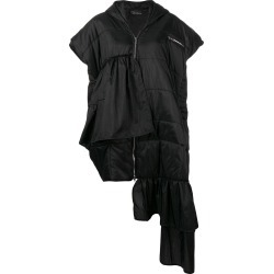 Barbara Bologna puffer asymmetric jacket - Black found on MODAPINS from FarFetch.com- UK for USD $970.35