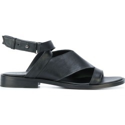 A.F.Vandevorst strap detail sandals - Black found on MODAPINS from FarFetch.com- UK for USD $468.39