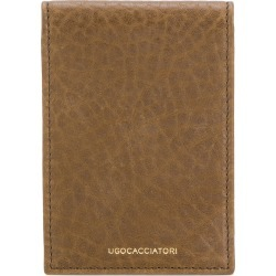 Ugo Cacciatori folded cardholder - Brown found on Bargain Bro Philippines from FarFetch.com - US for $136.00