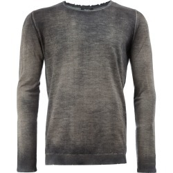 Avant Toi faded fine knit jumper - Grey found on MODAPINS from FarFetch.com - US for USD $679.00