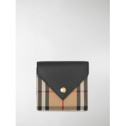 Burberry Vintage Check tri-fold wallet found on MODAPINS from MODES GLOBAL for USD $514.63