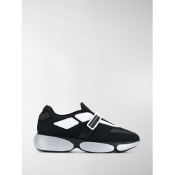 Prada Black Cloudbust sneakers found on MODAPINS from stefania mode for USD $750.00