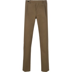 Berwich straight leg trousers - Green found on MODAPINS from FarFetch.com- UK for USD $105.73