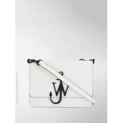 JW Anderson White & Black Anchor Logo Bag found on Bargain Bro UK from MODES GLOBAL