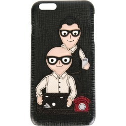 Dolce & Gabbana DG Family iPhone 6 Plus case - Black