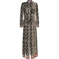 Amir Slama long dress - Brown found on MODAPINS from FarFetch.com- UK for USD $867.10