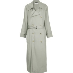 Bassike classic trench coat - Grey found on MODAPINS from FarFetch.com - US for USD $1495.00