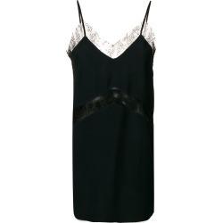 Almaz lace trim mini dress - Black found on MODAPINS from FarFetch.com- UK for USD $483.22