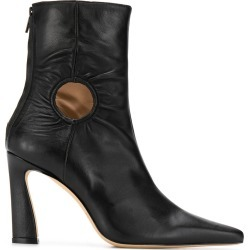 Kalda Forywindow cut-out ankle boots found on MODAPINS from Eraldo for USD $596.13