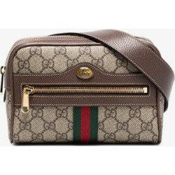 Gucci Ophidia GG Supreme small belt bag bag found on MODAPINS from Browns Fashion US for USD $1150.00