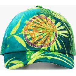 Versace Womens Green Jungle Print Baseball Cap found on Bargain Bro UK from Browns Fashion