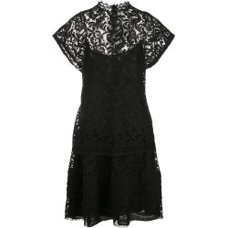 Adam Lippes double layer midi dress - Black found on MODAPINS from FarFetch.com - US for USD $1650.00