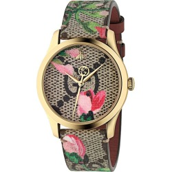 Gucci G-Timeless watch, 38mm - Gold found on Bargain Bro UK from FarFetch.com- UK