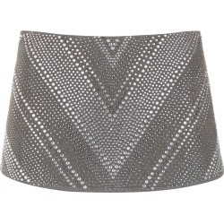 Andrea Bogosian apliqué belt - Grey found on MODAPINS from FarFetch.com- UK for USD $385.81