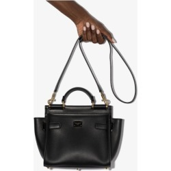 Dolce & Gabbana Womens Black 62 Small Soft Leather Tote Bag found on Bargain Bro UK from Browns Fashion