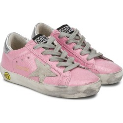 Golden Goose Kids Superstar sneakers - Pink found on Bargain Bro UK from FarFetch.com- UK